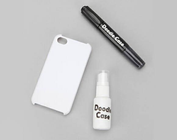 Capa para iPhone permite que você desenhe e apague quantas vezes quiser