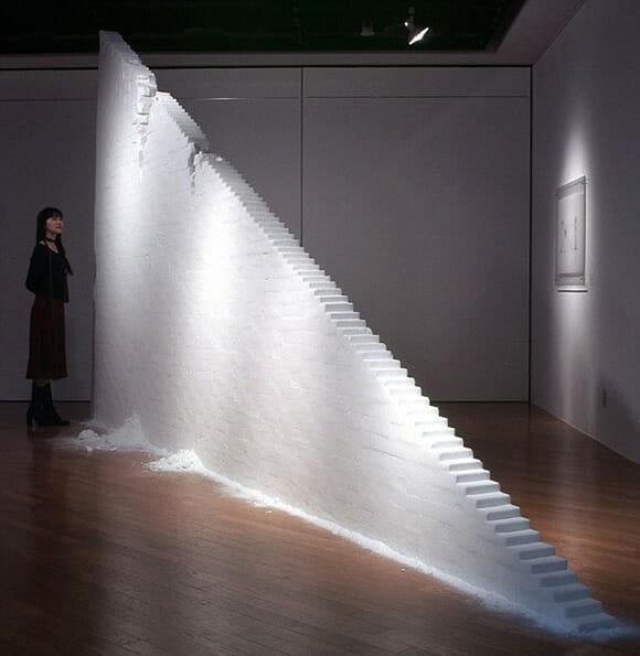 Utsusemi: A escadaria de sal