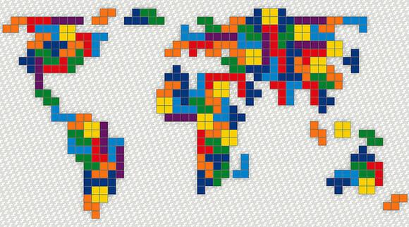 FOTOFUN - Mapa Tetris