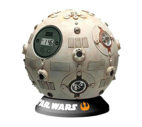 Jedi Training Remote: Um despertador indicado para Jedis ou fãs de Star Wars