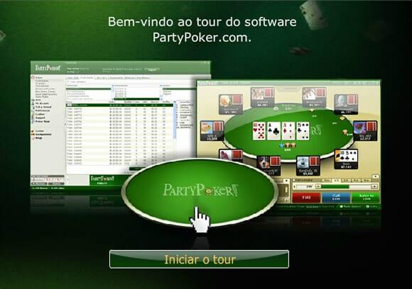 Jogue Poker online no PartyPoker e ganhe até US$ 500 em bônus!