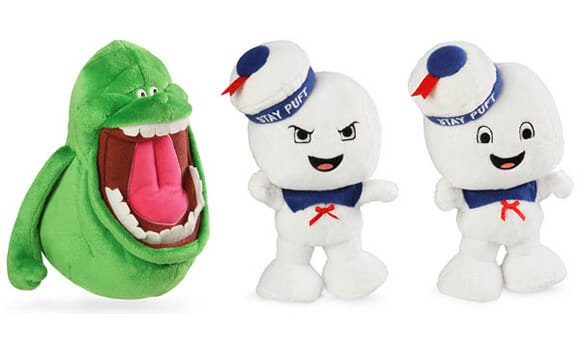 Who you gonna squeeze? Ghostbusters!