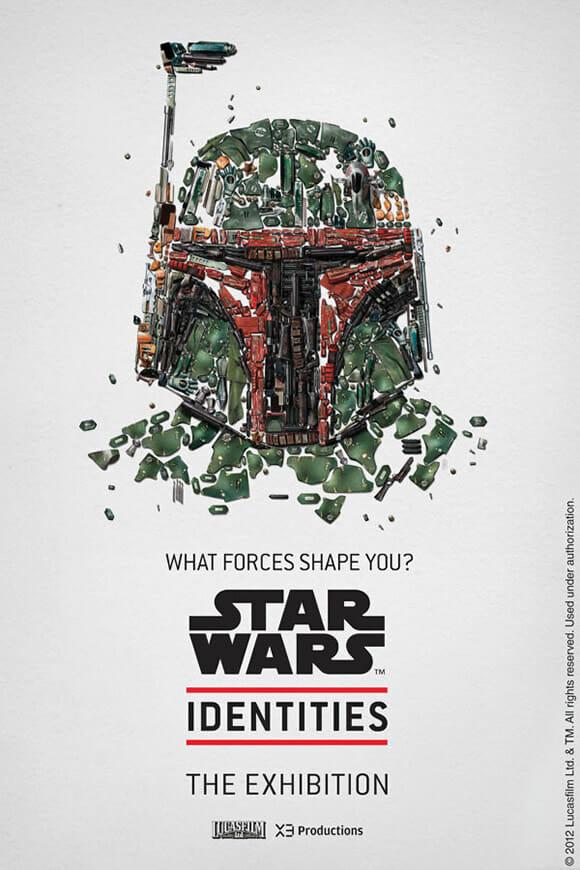 Star Wars Identities: Cuidado! Seus olhos podem te enganar!