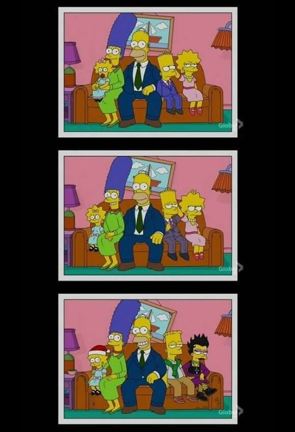 Os Simpsons cresceram!