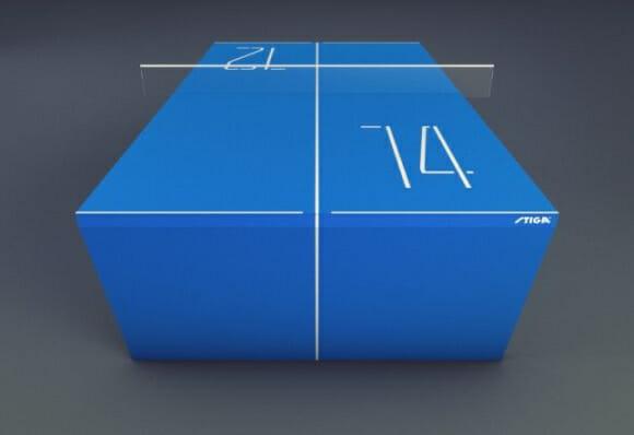 Serão as partidas de Ping-Pong no futuro disputadas em mesas multi-touch?
