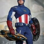 """Action Figure do Capitão América inspirado em """"Os Vingadores"""" é incrivelmente perfeito!"""