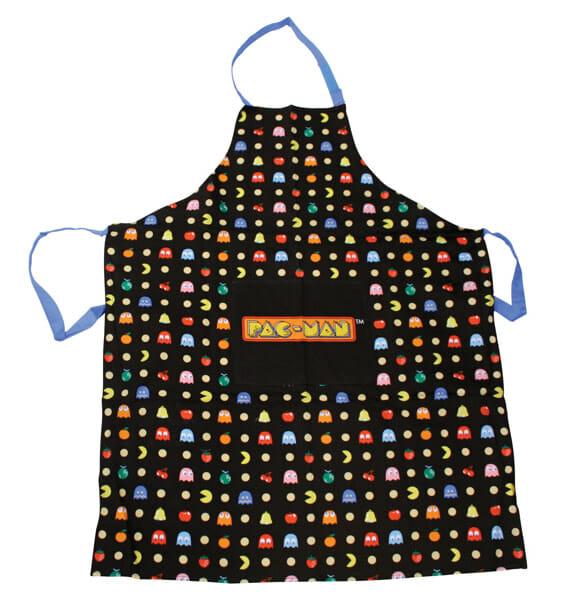Avental do Pac-Man para geeks que gostam de cozinhar