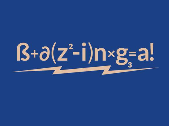 A fórmula do sucesso: BAZINGA!