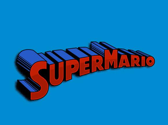 FOTOFUN - Super Mario Man