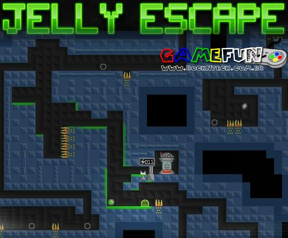 GAMEFUN - Jelly Scape