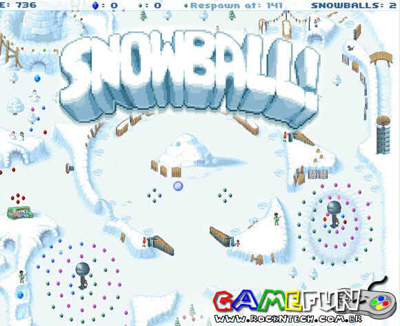 GAMEFUN - Snowball