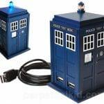 TARDIS de Doctor Who é a solução para a falta de portas USB do seu PC