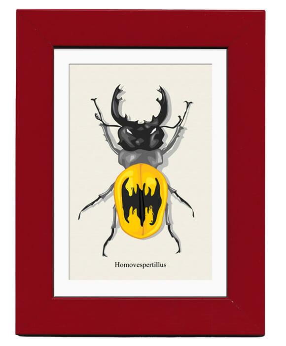 Super Bugs: Coleção de Insetos Super-Heróis