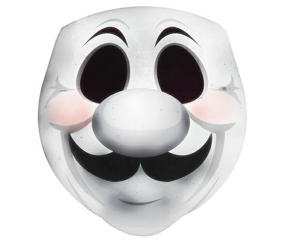 FOTOFUN - V de Vendetta? Não, M de Mario!
