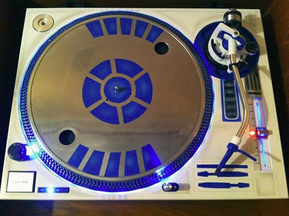 Mesa De Dj Do R2 D2 V 237 Deo Rock N Tech