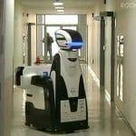 Na Coréia do Sul são robôs que patrulham as penitenciárias (vídeo)