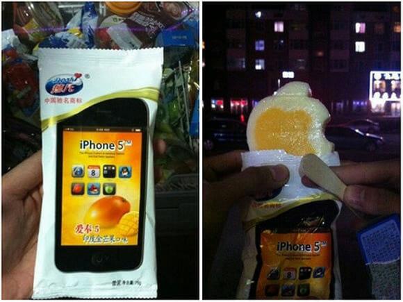 iPhone 5 é lançado em Taiwan. E tem gosto de manga!