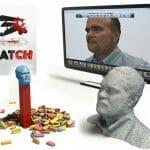 Aplicativo para iPad permite transformar suas fotos simples em modelos 3D (vídeo)