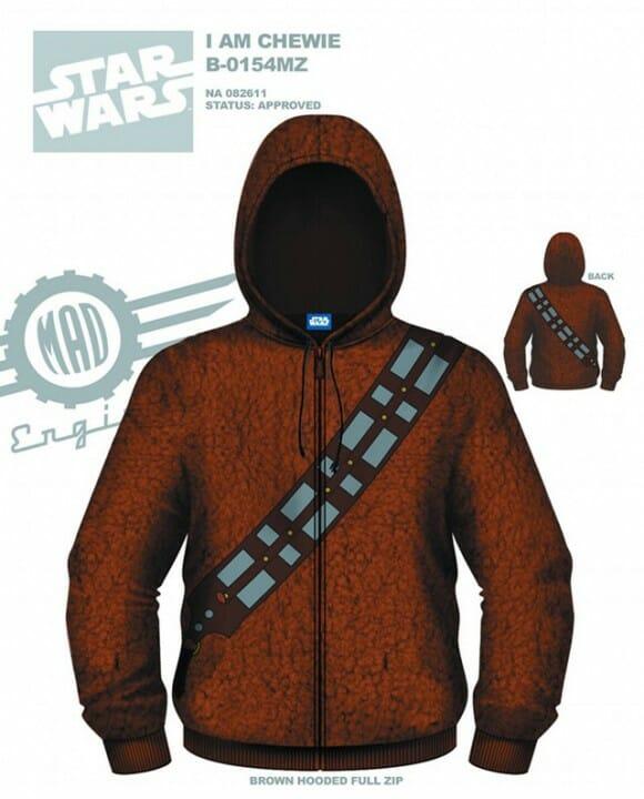 Vem aí as blusas inspiradas em personagens da série Star Wars!