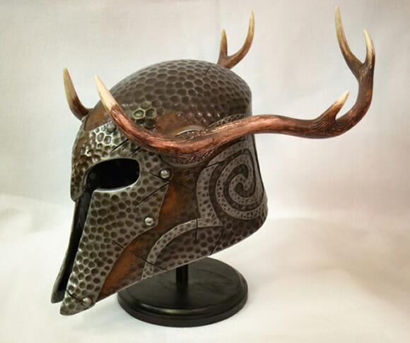 Capacete Skyrim Ancient Nord