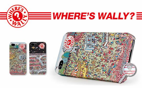 """Capa para iPhone tem desenhos de """"Onde Está Wally?"""""""
