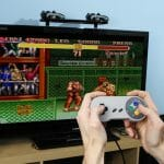 Nostalgia à vista: Controle do Super Nintendo para Nintendo Wii