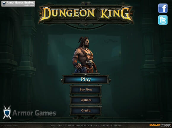 GAMEFUN - Dungeon King