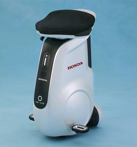 Um banco elétrico com rodas, é o UNI-CUB, o novo transportador da Honda! (vídeo)