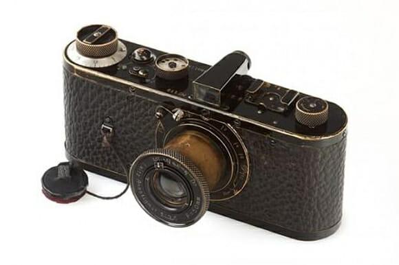 Câmera fotográfica mais cara do mundo é vendida por 1 milhão de Euros