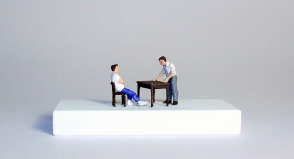 Grandes miniaturas de Nick Joly