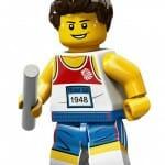 Nova linha de Minifigures LEGO com atletas das Olimpíadas de Londres 2012