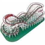 Mini Montanha russa de brinquedo - Um sonho para qualquer criança ou adulto!