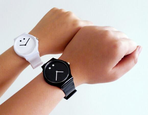 Moody Watches - A cada minuto uma careta