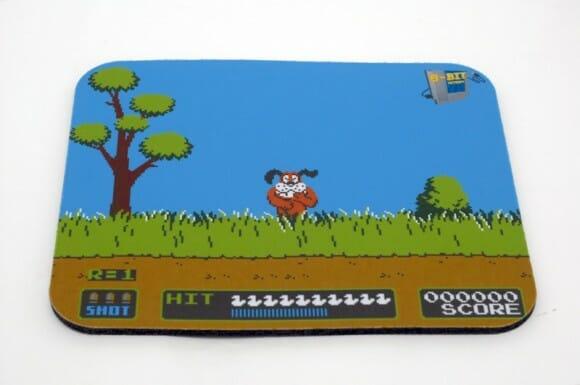 Mousepads baseados em jogos antigos