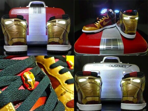 O melhor Nike do Iron Man de todos os tempos (vídeo)
