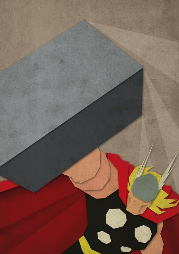 Heróis de papel