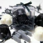 """Kit de Sabonetes Darth Vader e X-Wing - Venha para o lado """"cheiroso"""" da força!"""