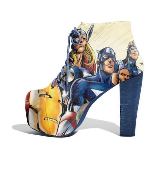 Sapatos geeks que poderiam existir de verdade