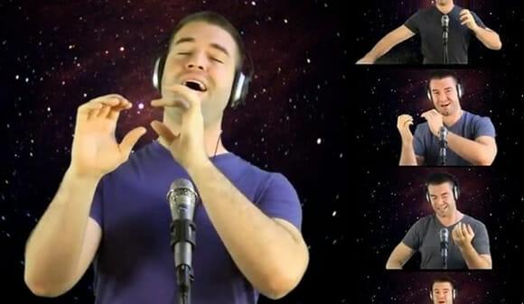 VIDEOFUN - Tema de Star Wars a cappella