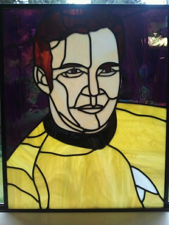 Vitrais de Star Trek
