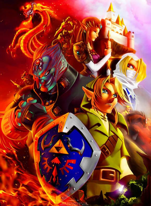 LINKFUN Semana 22/12 - Links em meio a um tributo a The Legend of Zelda!