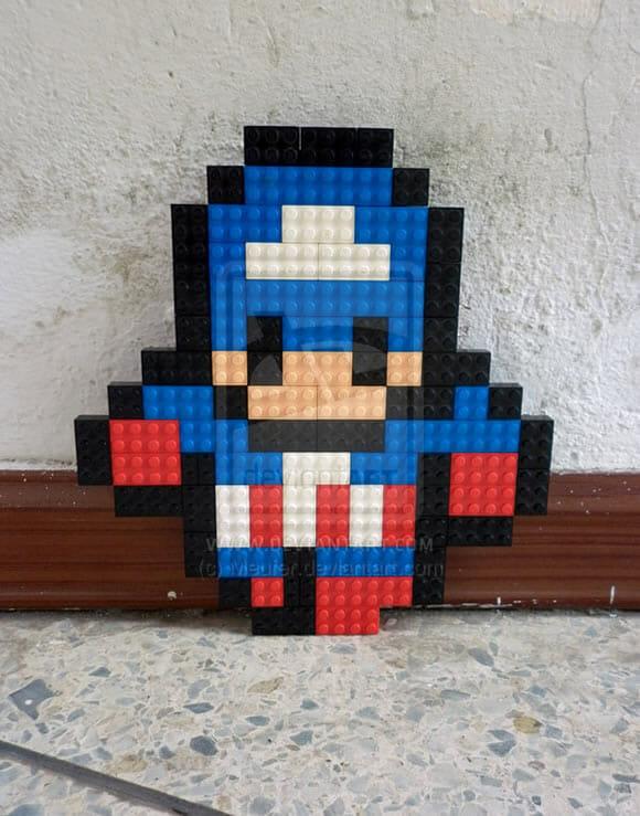 Isso é legal do dia: Avengers de LEGO!