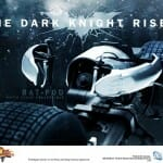 Hot Toys lança réplica da moto Batpod do Batman
