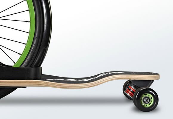 Bike Scooter - Fruto do casamento entre a bicicleta e o skate