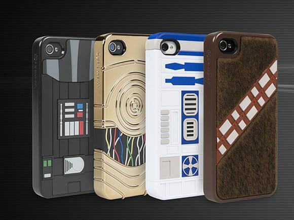 Cases para iPhone oficiais do Star Wars: Querer uma, você vai