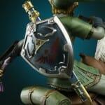 Estátua de Link e Epona de The Legend of Zelda é um sonho de consumo!