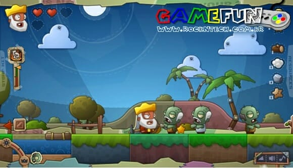GAMEFUN - Zombie at the Gates