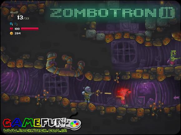 GAMEFUN - Zombotron 2