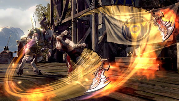 E3 2012: Sony libera primeiro gameplay de God of War: Ascension (vídeo)