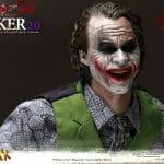 Hot Toys lança nova versão de action figure do Joker (Coringa). Muito mais real!